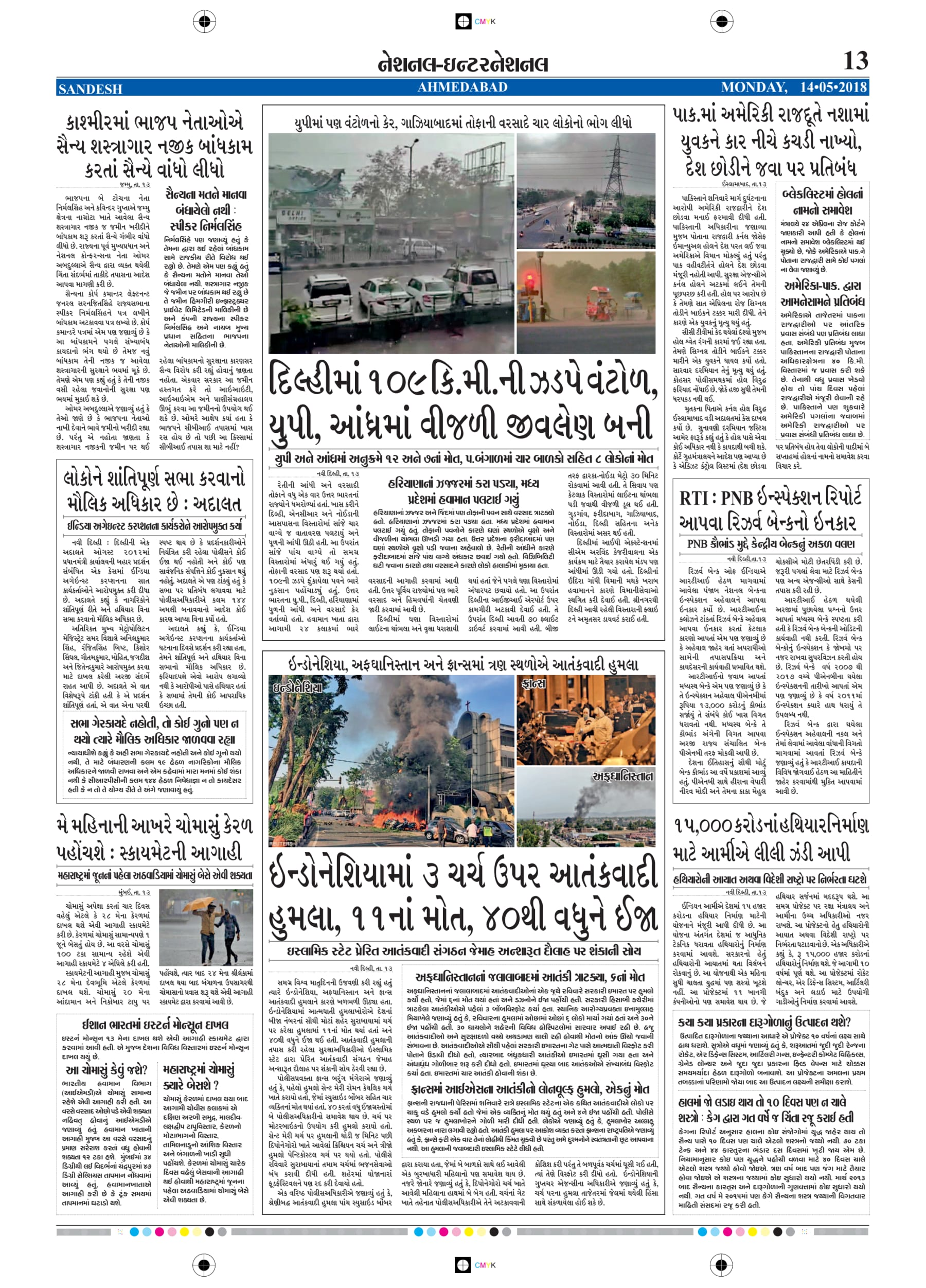 sandesh epaper ahmedabad pdf download